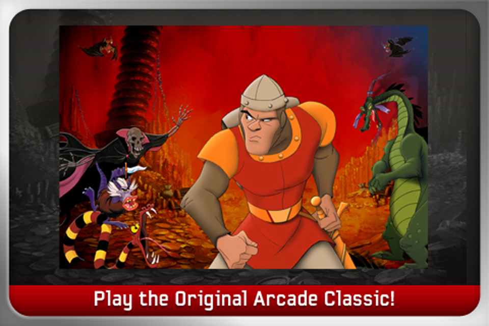 Screenshot Dragon&#8217;s Lair